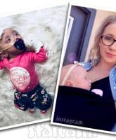 16 and Pregnant Lindsey Nicholson premie twin daughter Paisley photos and medical update March 2018