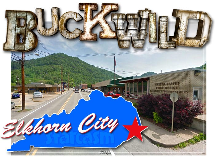 MTV Buckwild Made In Kentucky reality show being filmed in Elkhorn City