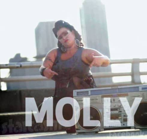 90 Day Fiance Molly Hopkins album cover concept