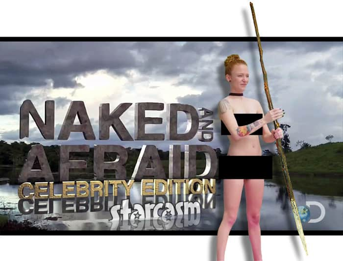 Naked and Afraid Celebrity Edition Teen Mom Maci Bookout