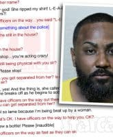 Nick Gordon arrest 911 call