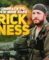 Rick Ness new mine boss on Gold Rush