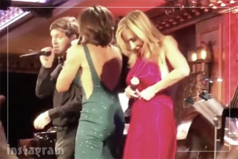 Sonja Morgan wardrobe malfunction