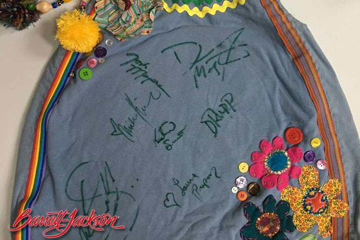 That 70s Show autographed bag Mila Kunis Laura Prepon and more