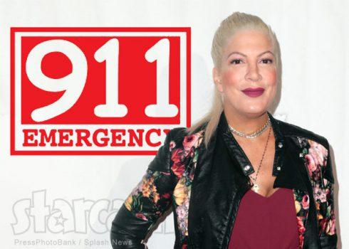 Tori Spelling 911 call
