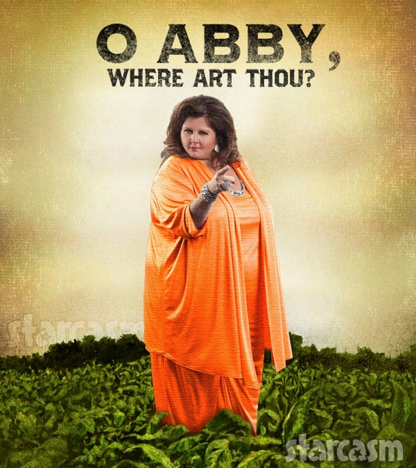 O Brother Where Art Thou Abby Lee Miller poster