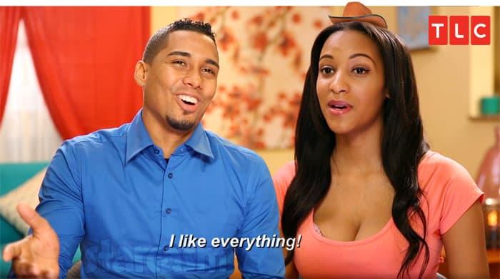 90 Day Fiance Happily Ever After Chantel Pedro tiny hat
