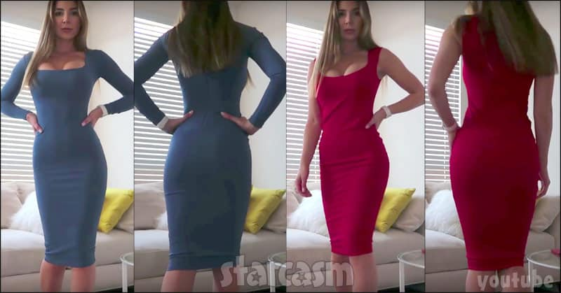 Happily Ever After Anfisa Youtube fashion show dresses