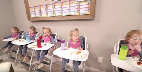 Busby Quints Birthday Headline Outdaughtered New Season Update