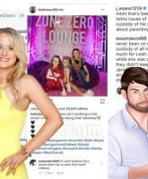 David Eason Leah Messer daughter Aleeah makeup comment