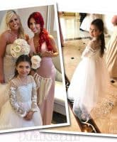 Farrah Abraham wedding Sophia photos