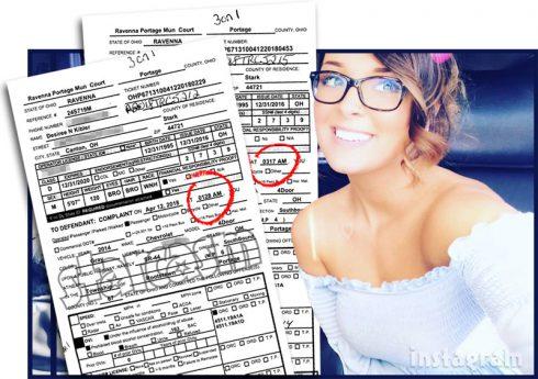 Jeremy Calvert girlfriend Desi Kibler arrested for DUI twice