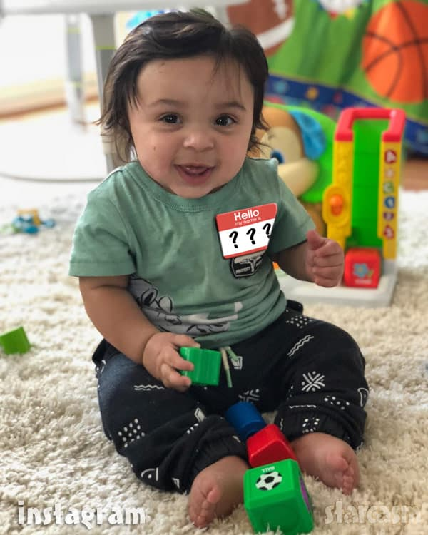 Kail Lowry's son Lux Russell's last name changed from Lopez to Lowry