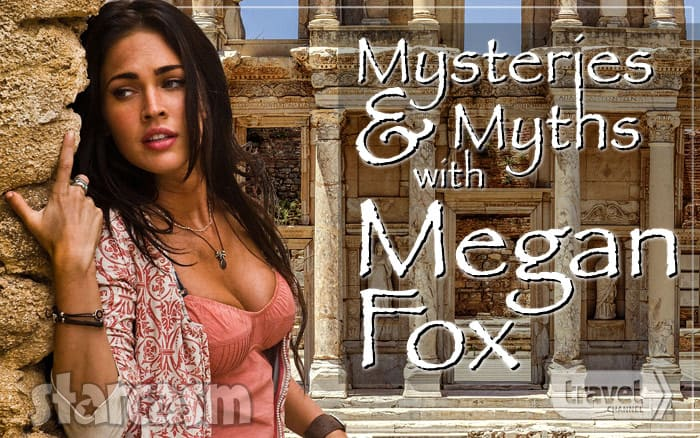 Mysteries and Myths with Megan Fox Travel Channel