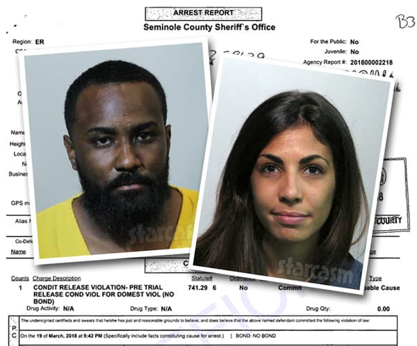 Nick Gordon and girlfriend Laura Leal together again after domestic violence charges dropped