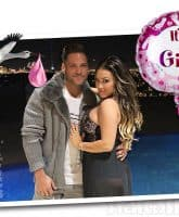 Jersey Shore Ronnie Ortiz-Magro girlfriend Jen Harley gives birth to baby girl Sky