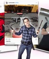 Teen Mom Ryan Edwards guns