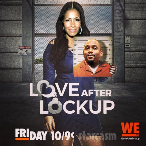 Sheree Whitfield Tyrone Gilliams Love After Lockup