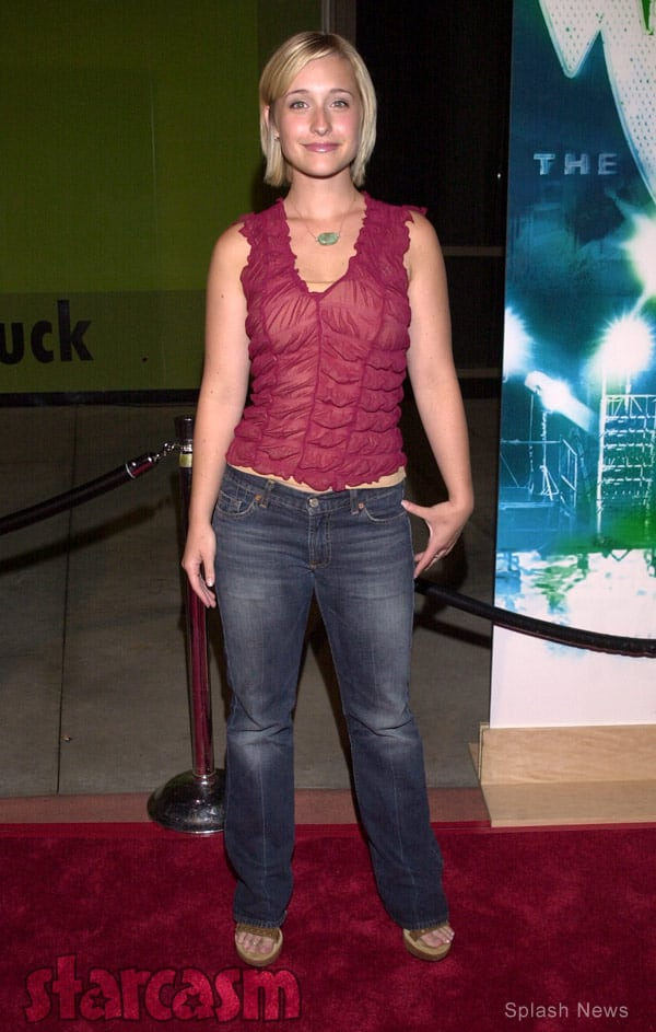 Smallville Allison Mack photo