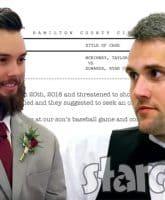 Taylor McKinney Ryan Edwards protective order details
