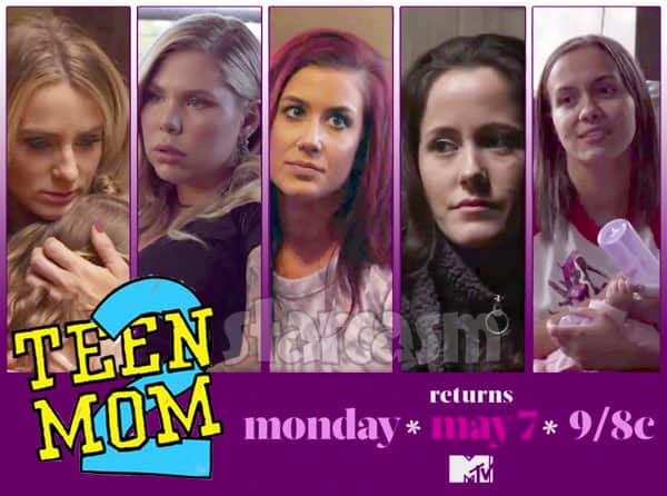 Teen Mom 2 Season 8b preview trailer premieres May 7 2018