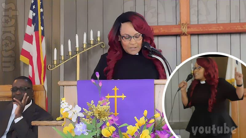 Teen Mom Young and Pregnant Pastor Tea