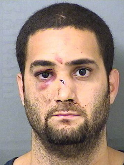 Xavier Moran arrest