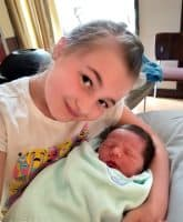Teen Mom Amber Portwood son James daughter Leah