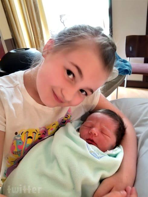Teen Mom Amber Portwood son James daughter Leah