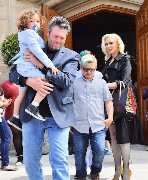 Are Blake Shelton and Gwen Stefani getting married 1