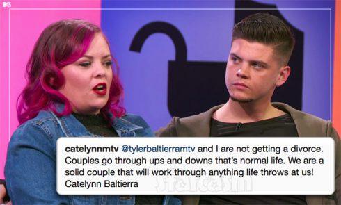 Catelynn Tyler divorce
