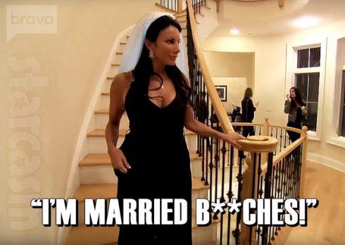Danielle Staub married