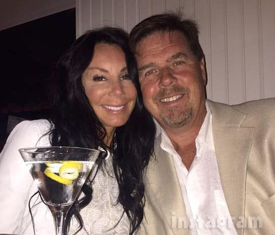 Danielle Staub wedding Marty Caffrey