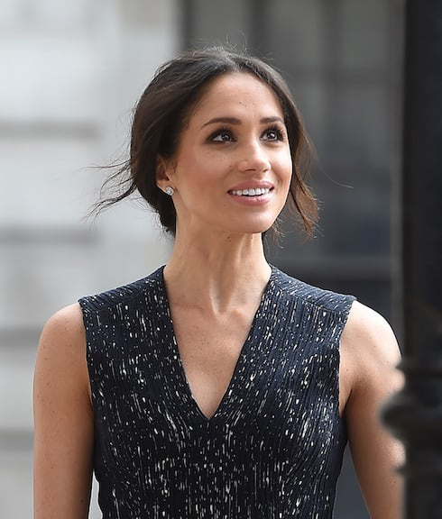 Did Meghan Markle's dad set her up 2