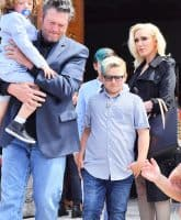 Gwen Stefani using a surrogate 1