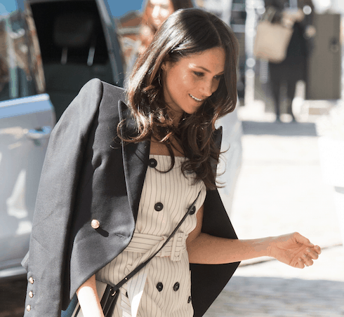 How much does Meghan Markle's wedding dress cost 3