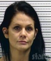 David Eason's sister Jessica Eason arrest mug shot 2018