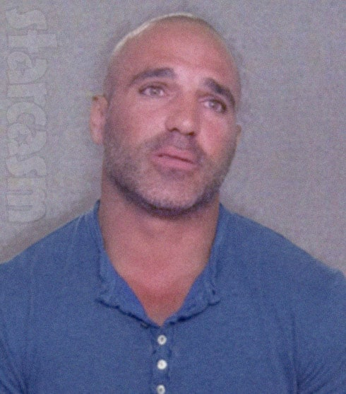 Joe Gorga arrested mug shot