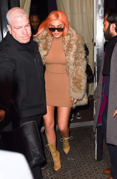 Kylie Jenner's bodyguard 1