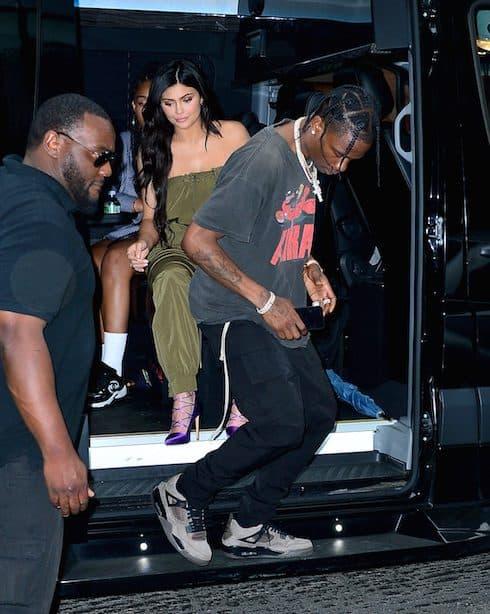 Kylie Jenner's bodyguard 3