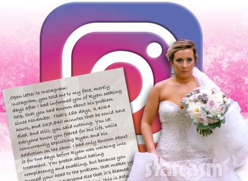 Teen Mom OG Mackenzie Edwards gives her Instagram account away