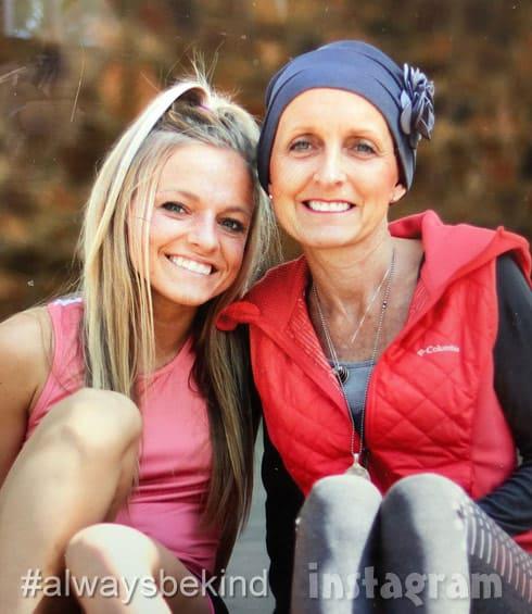 Mackenzie McKee and mom Angie Douthit