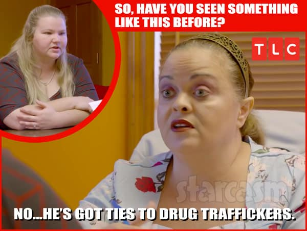 90 Day Fiance Happily Ever After Nicole Azan drug traffickers