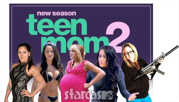 Teen Mom 2 with just Jenelle Evans Eason