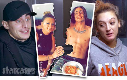 Teen Mom Tyler's sister Amber Baltierra and husband Billy Elkins split up