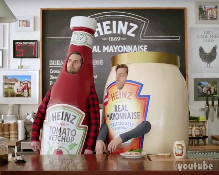 Teen Mom Ryan Edwards Heinz ketchup commercial
