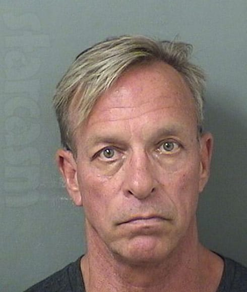 Thomas Keesee arrest in mugshots.com mug shot photo extortion case