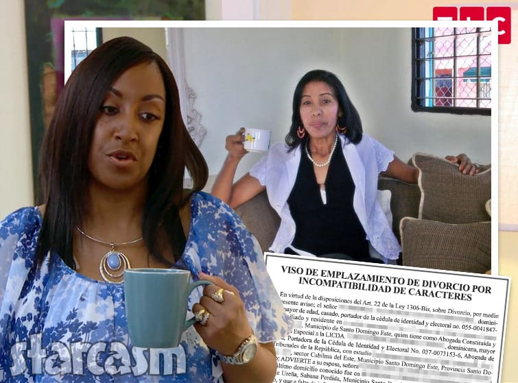 90 DAY FIANCE Pedro's mom's website uncovered! Is she a divorce