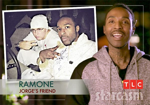 90 Day Fiance Jorge's Friend Ramone is Rapper Cashis a protege of Eminem