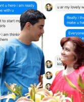 90 Day Fiance Mohamed and Danielle Facebook DMs